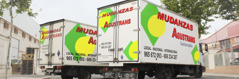 Camiones traseros