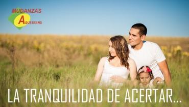 Hacer mudanza: con Agustrans todo es posible.