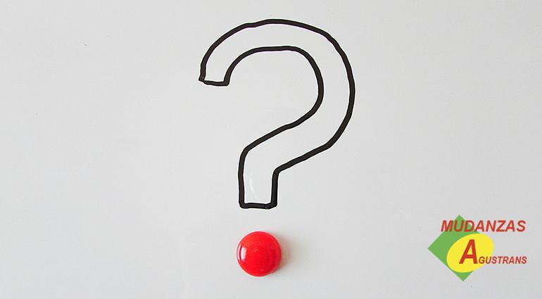 Pregunta frecuente: ¿Qué puede pasar si no elijo un guardamuebles profesional?