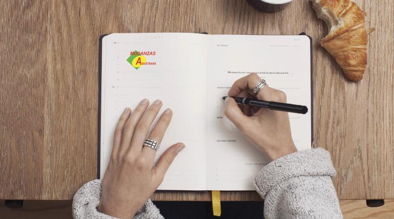 Consejos útiles para hacer un inventario para una mudanza