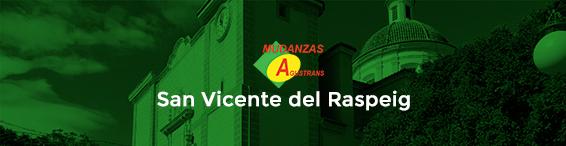 Te ofrecemos el mejor servicio de mudanzas en San Vicente del Raspeig