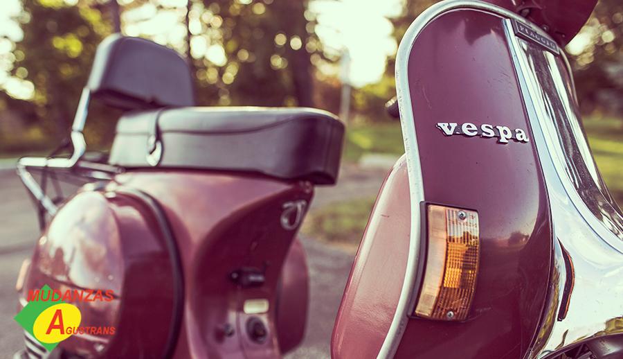Transporte de motos para mudanza