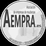 Miembros de la asociación de empresas de mudanzas Aempra