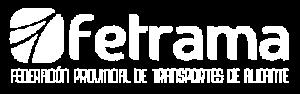 Miembros de la federación provincial de transportes de Alicante Fetrama.