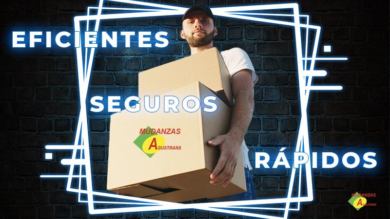 hombre transportando cajas