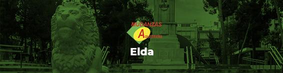 Servicio de mudanzas en Elda